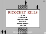 Ricochet Kills: Menu