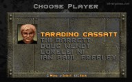 Rise Of The Triad: Player Selection