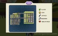 Roboter Hund Simulator: Gameplay Map