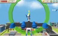 Roboter Hund Simulator: Gameplay Flying Dog