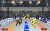 Robot Ring Fighting: Fight 1 Vs 1