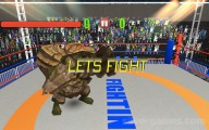 Robot Ring Fighting: Gameplay Fight