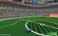 Rocket Ball.io: Car Sport