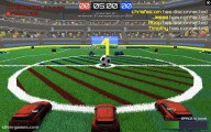 Rocket Ball Io: Gameplay