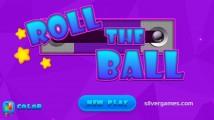 Roll The Ball: Menu