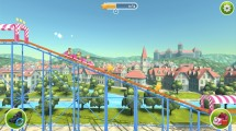 Rollercoaster Creator Express: Gameplay Rollercoaster Construction