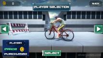 Roof Bike Stunt: Player Bicycle Gameplay