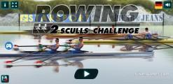 Rowing Simulator: Menu