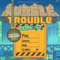 Rubble Trouble Tokyo: Menu