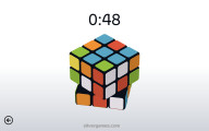 Rubik's Cube Simulator: Strategy Game