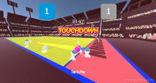 Rugby.io Ball Mayhem: Gameplay Touchdown