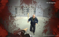 Russian Battle Royale: Man Attacking