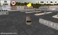 Russian Bus Simulator: Screenshot