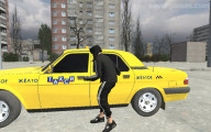 Russian GTA: Getting Into A Car
