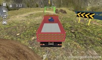 Russian Hill Driver: Gameplay Loading Truck