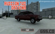 Russian Taz Driving: Screenshot