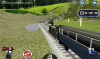 Russian Train Simulator: Gameplay Train Simulator