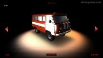 Russian UAZ Offroad Driving 3D: Car Selection