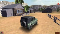 Russian UAZ Offroad Driving 3D: Truck Gameplay Driving