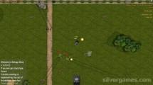 Salvage Guns: Gameplay Multiplayer Tank