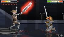 Samurai Fighters: Gameplay Samurai Fighting