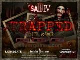 Saw 4: Trapped: Menu