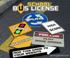 School Bus License: Menu