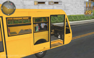 School Bus Simulator: Picking Up Schoolbus