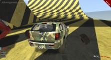 Scrap Metal: Racing Breaking Car Stunts