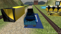 Sea Animal Transport: Gameplay Truck Parking
