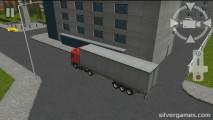 Semi Driver: Drive