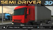 Semi Driver: Game