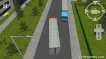 Semi Driver: Road