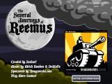 Several Journeys Of Reemus: Menu