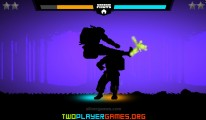 Shadow Fights: Fighting Gameplay