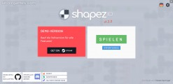 Shapez.io: Menu