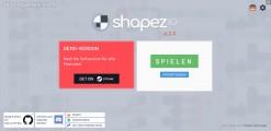Shapez.io: Menu