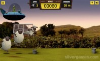 Shaun The Sheep: Alien Athletics: Gameplay Sheep Jumping