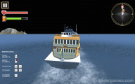 Ship Simulator: Boat Stearing Ocean
