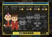 Shop Empire Rampage: Villain Upgrade Gameplay