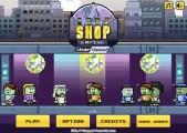 Shop Empire: Underground: Menu