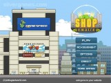 Shop Empire: Menu