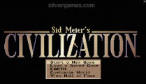 Sid Meier's Civilization I: Menu
