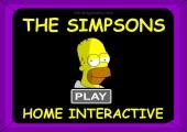 Simpsons Game: Menu