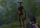 Siren Apocalyptic: Sirene Attacking Gameplay