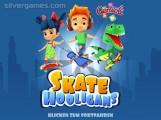 Skate Hooligans: Menu