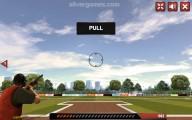 Skeet Shooting: Gameplay Shooting Frisbee
