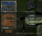 Skies Of War: Menu