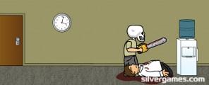 Ребёнок Скелет: Unblocked