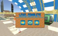Sky Train Simulator: Completed Level Train